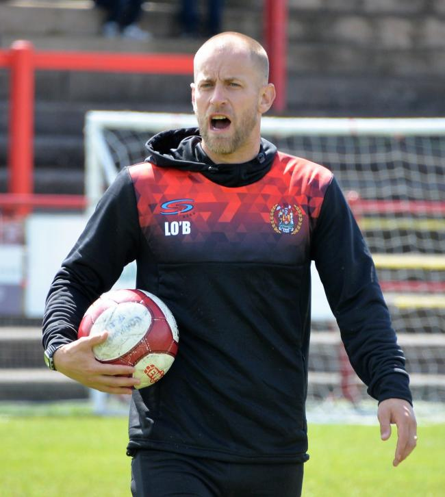 READY: Danny Grainger can't wait for his first season in football management to get under way