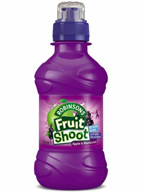 Product recall: Robinsons Fruit Shoot potential choking