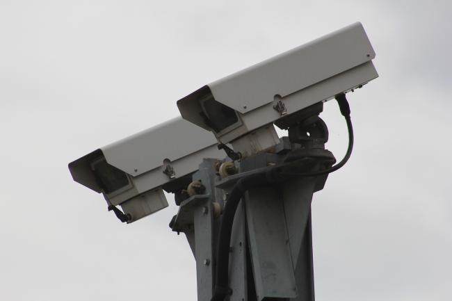 CCTV: The project to add 80 cameras across communities in Cumbria has been given the green light by Peter McCall              Picture: Pixabay