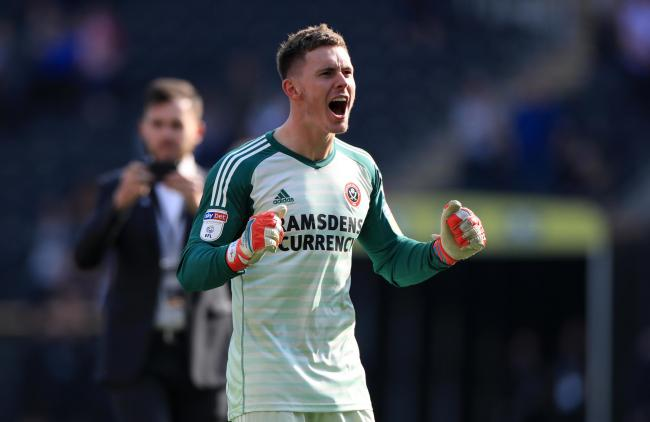 Loan signing: Dean Henderson has re-joined Sheffield United on loan