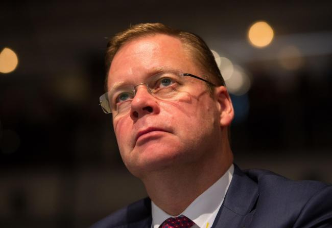 Centrica chief executive Iain Conn (Picture: Dominic Lipinski/PA Wire)