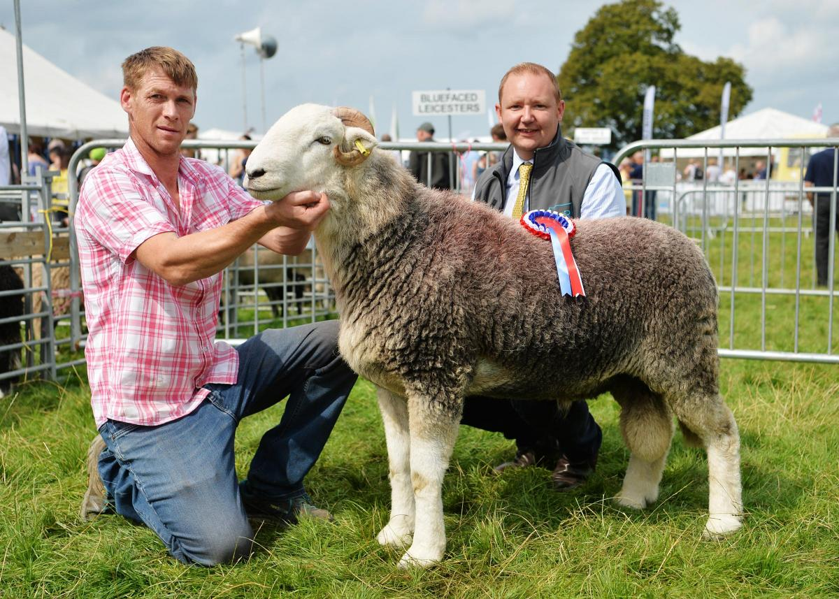 Bea Cummins all the winners from cockermouth show | times and star