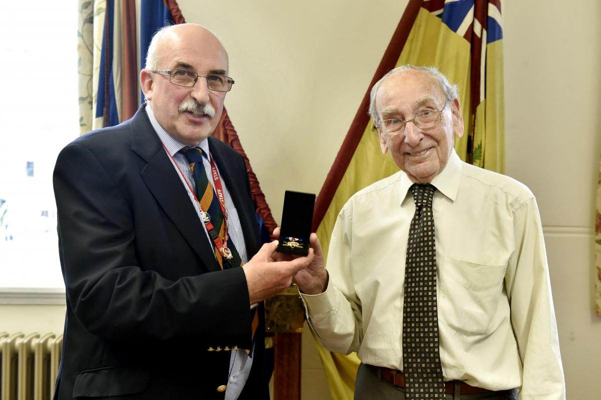 Cumbrian D-Day hero finally receives medals 75 years after World War