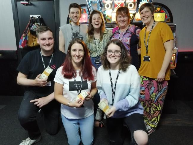n Lakes Escapes has launched its new game Casino Heist. The Times & Star and The Whitehaven News team had fun trying to solve the puzzles and escape in 60 seconds