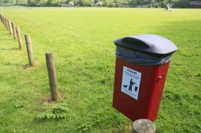 Record number of fines for fouling and tipping