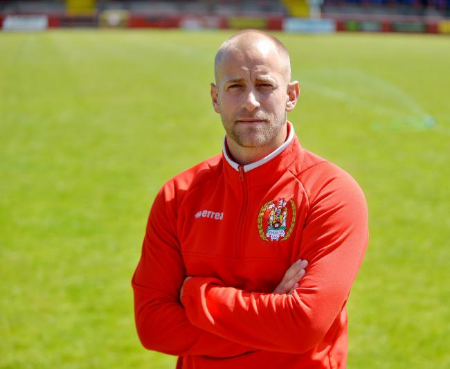 n Boss Danny Grainger hopes Reds can keep up their performances