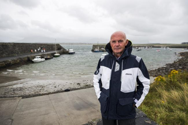 Royal visit to Mullaghmore 'helped put an end to sadness'