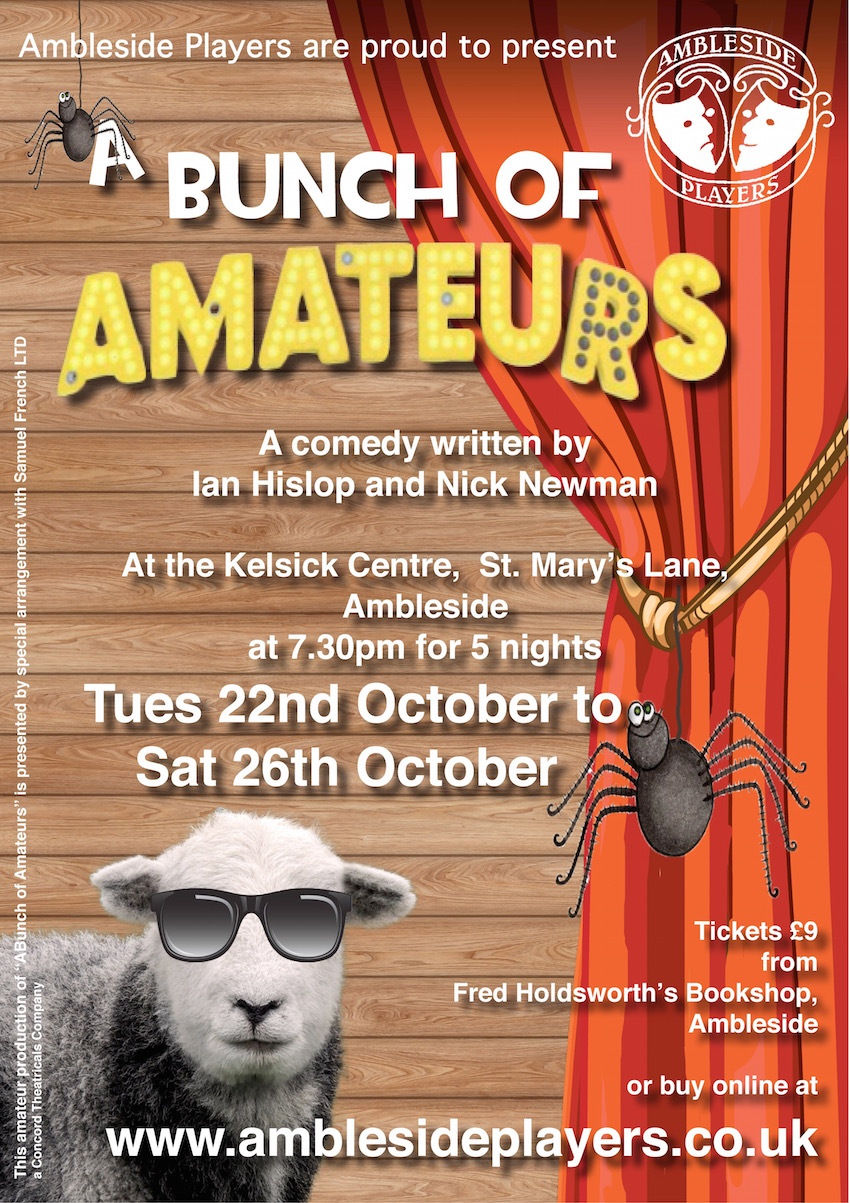 Ambleside Players Autumn Production
