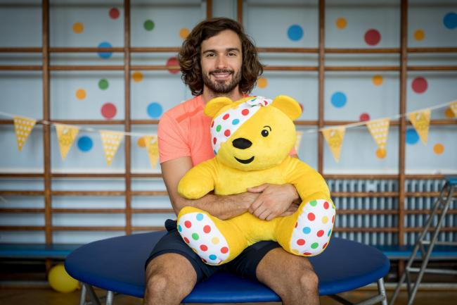 Joe Wicks named as BBC CHildren in Need's first ever schools ambassador