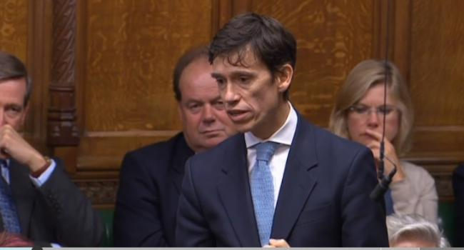 Resignation: Rory Stewart has announced his resignation as Penrith and the Border MP