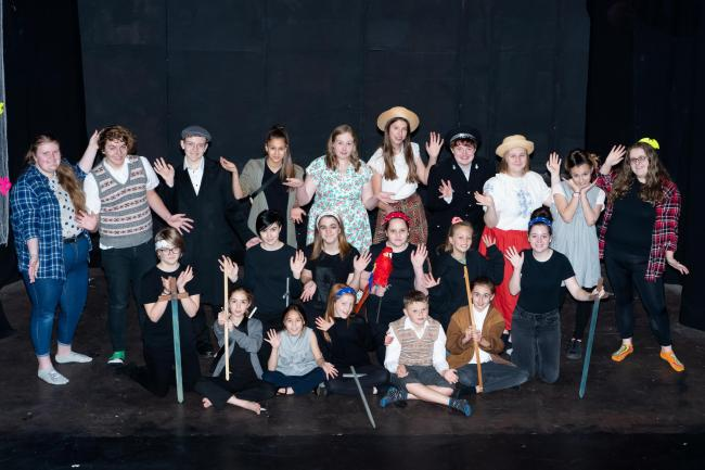 n Swallows and Amazons by Workington Theatre Royal Youth Picture: Chris Lewis