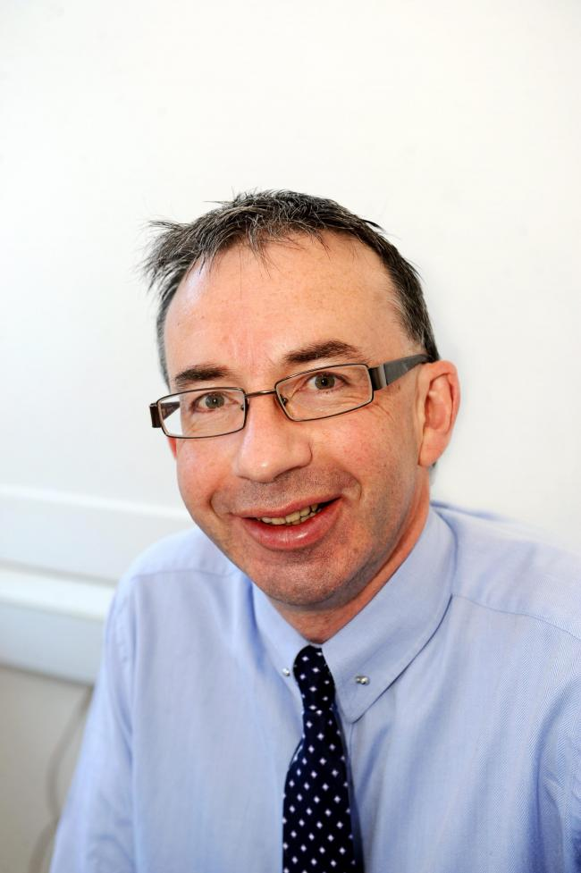 Julian Whittle, of Cumbria Chamber of Commerce