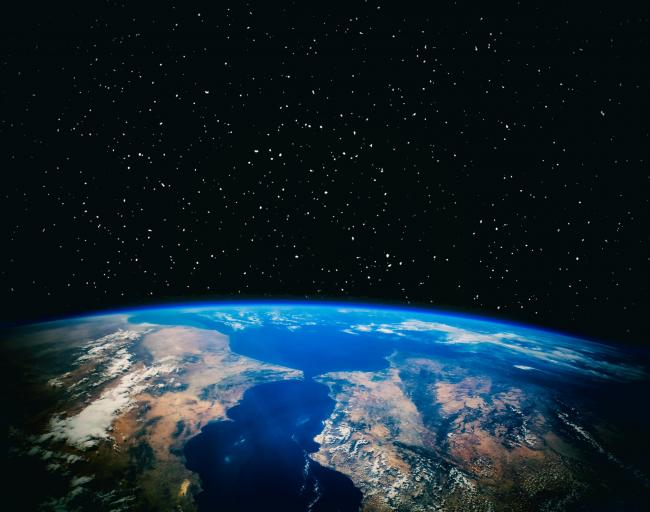 Under THREAT: A view of the planet Earth from space