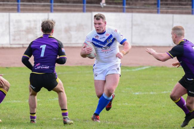 Workington Town have re-signed Danny Tickle. Picture: Gary McKeating