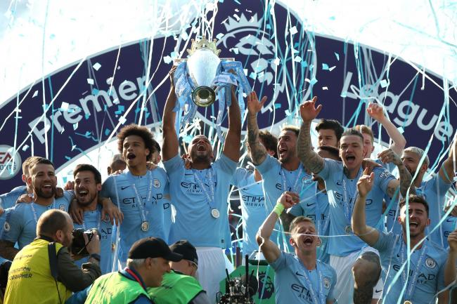 Manchester City posted record revenue of £532million and a profit of £10million, according to latest figures