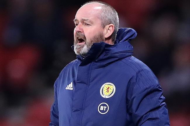 Steve Clarke has predicted a bright future for Scotland