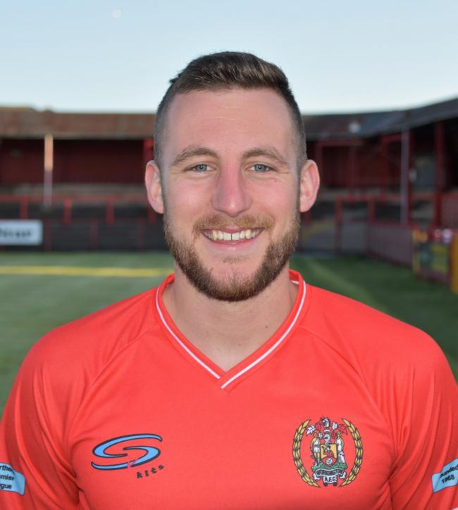 INJURY: Brad Carroll      BEN CHALLIS