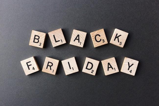 BLACK FRIDAY: Shopping centres across Cumbria are gearing up for lots of bargain hunters              Picture: Pixabay