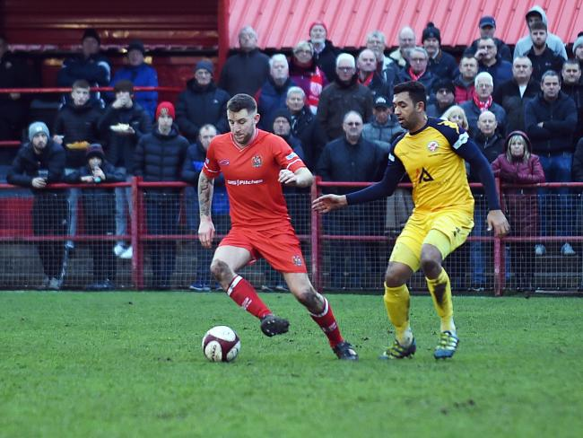 n Reds' frustrating draw against Trafford will look better if they secure three points on the road at Colne this weekend, believes assistant boss Steven Rudd				              MIKE MCKENZIE