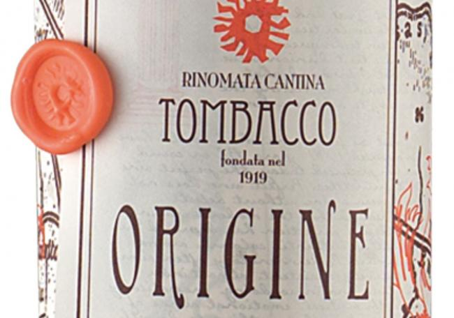 Tombacco Origine Bianco: A complex white with everything from apricots to vanilla and hints of cedarwood on the finish. Definitely one for wine lovers to cross off the bucket list