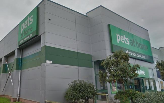 The Pets at Home store in Workington