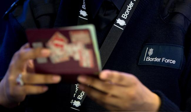 The Government has announced its much anticipated post-Brexit immigration system (Picture: Steve Parsons/PA Wire)