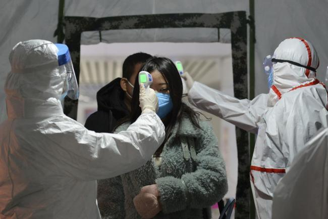 Outbreak: Coronavirus began in China and has since spread