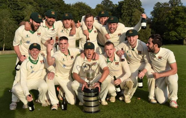 Carlisle CC: 2019 Cumbria League Premier Division winners