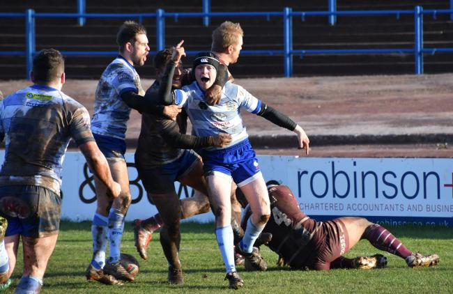 Workington Town's season, like most sport teams around the country, has been put on hold. Picture: Ben Challis