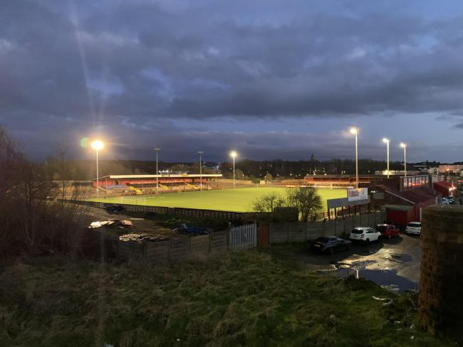The proposed new sports village would be built on the site of Workington Reds' home, Borough Park