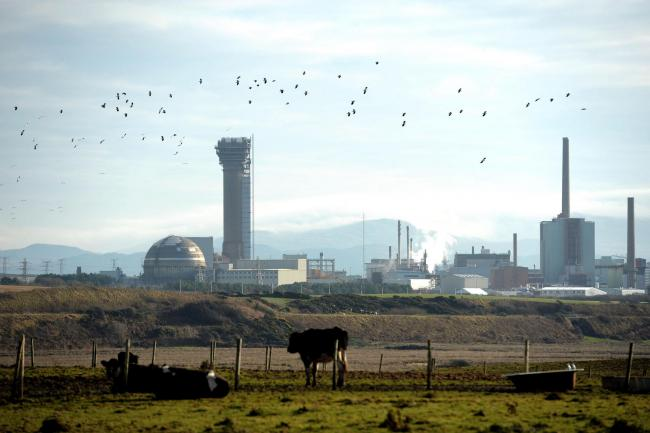 Sellafield has confirmed its staff are assisting police with their investigation
