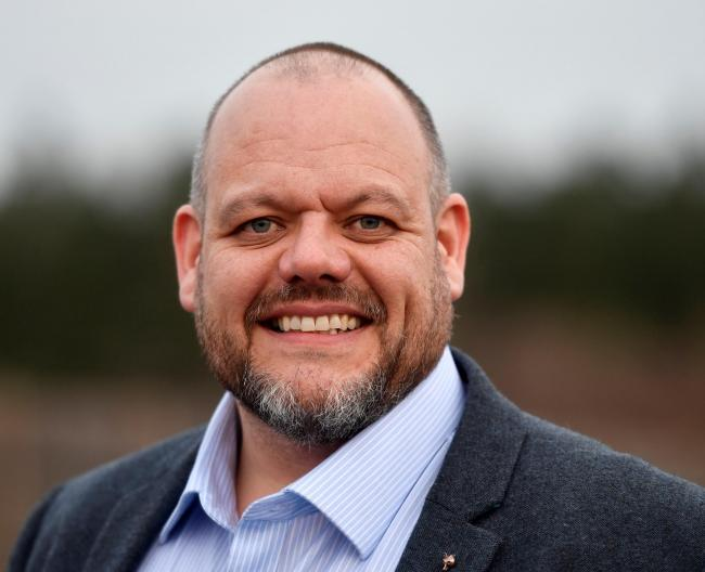 Mark Jenkinson, Conservative MP for Workington