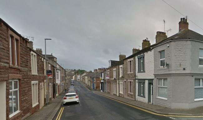 John Street, Workington Picture: Google Maps/Street View