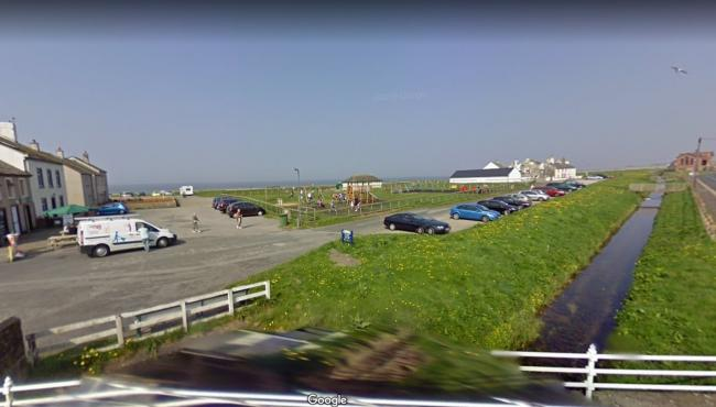 Allonby playground. Picture: google maps