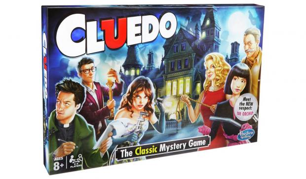 Times and Star: Cluedo board game. Picture: Hasbro Gaming