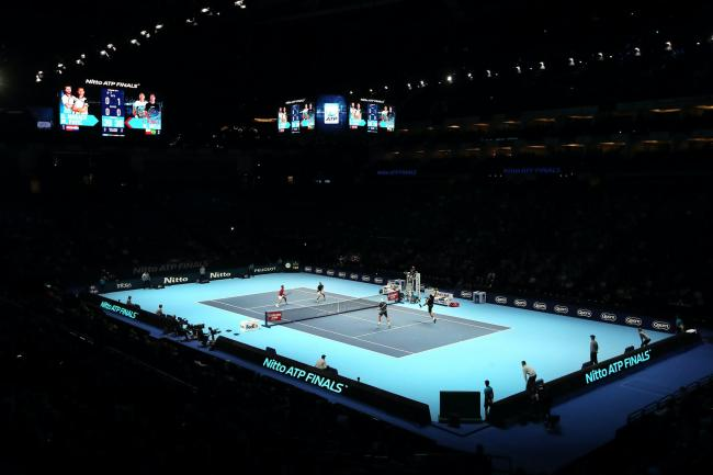 The last ATP Finals at the O2 will be played behind closed doors