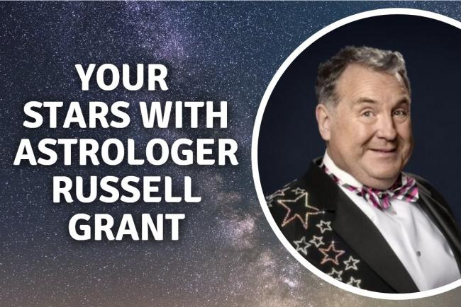 Russell Grant's daily horoscopes for Thursday October 1