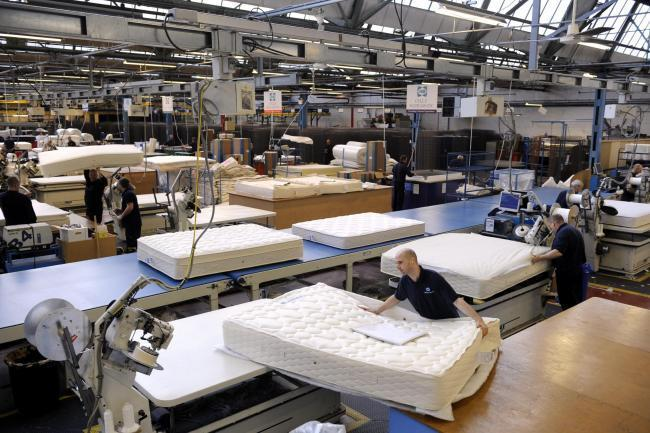 SAVED: The Sealy Beds factory