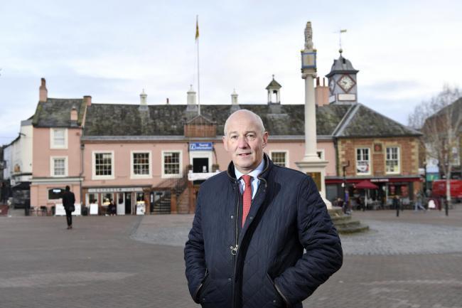 Carlisle MP John Stevenson on election result