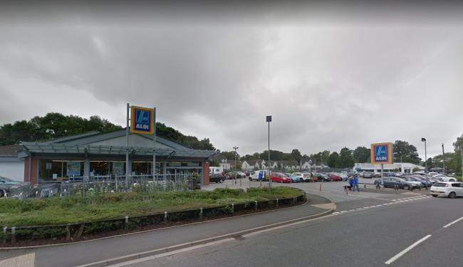 Aldi in Cockermouth. Picture: Google Streetview