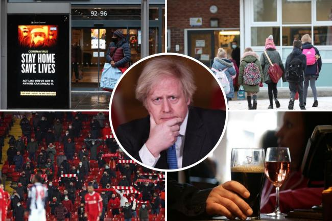 What could Boris Johnson's