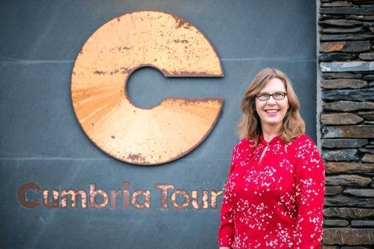 Cumbria Tourism Managing Director Gill Haigh