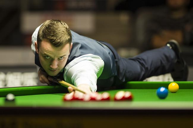 Craigie, 27, will face three-time world champion Mark Williams in Sheffield