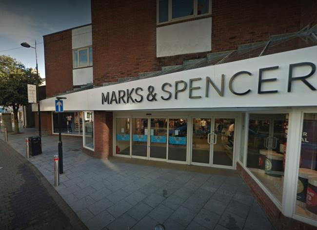 Theft: The defendant stole from this Workington store