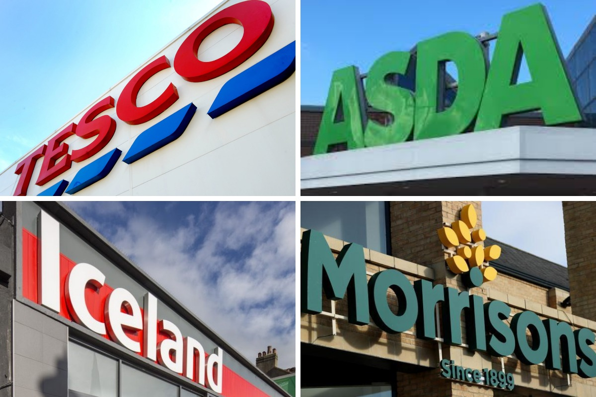 Asda, Tesco, Iceland and Morrisons among supermarkets urgently recalling products