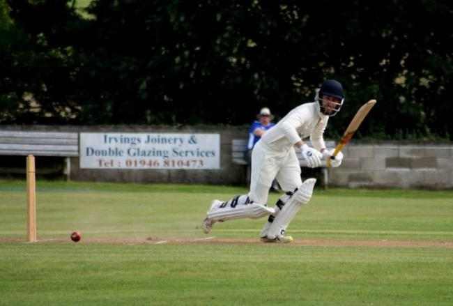 North Lancs and Cumbria Premier Division Player of the Year: Carlisle Cricket Club keeper Tom Benn (Photo: Olly Alcock)