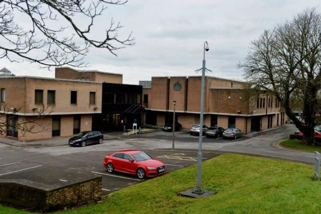 Workington Magistrates Court