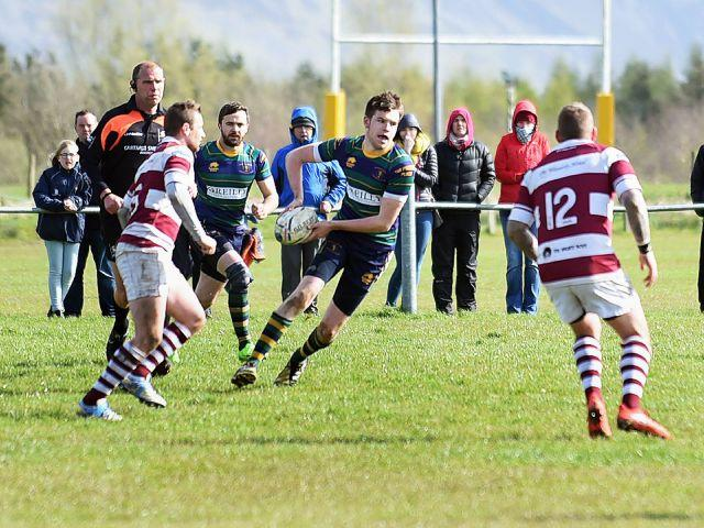 Powering on: Keswick have started the new campaign well and are still unbeaten