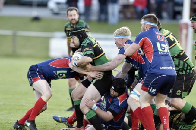 Action from last year's Cumbria Cup Final between Carlisle and St Benedict's