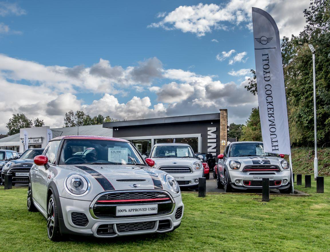 Discover Your Next Car At Lloyd Cockermouth Mini Times And Star